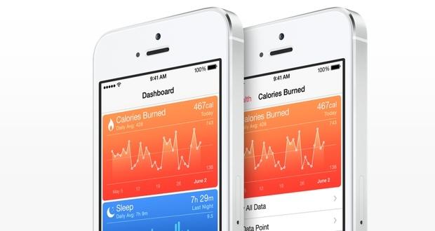 iphone healthkit