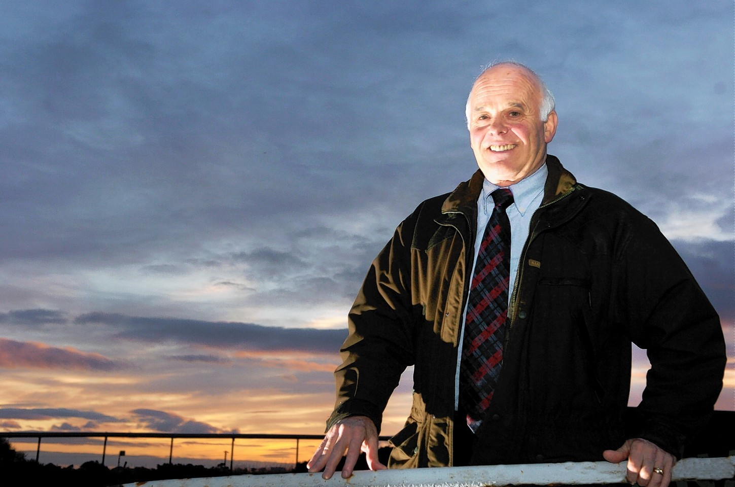Balmoral chairman and managing director Jim Milne is supported the proposed move.