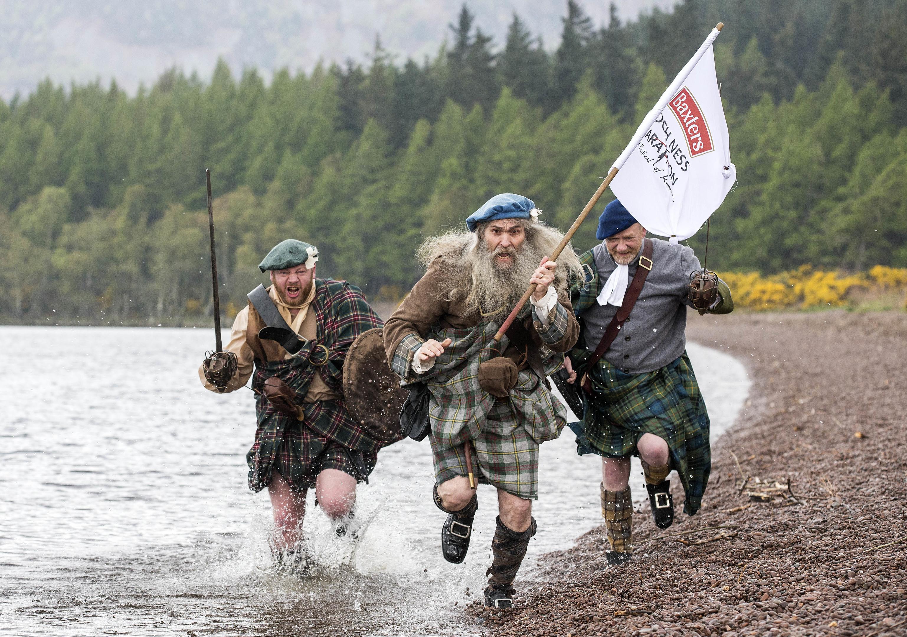 Clansmen ready for marathon challenge