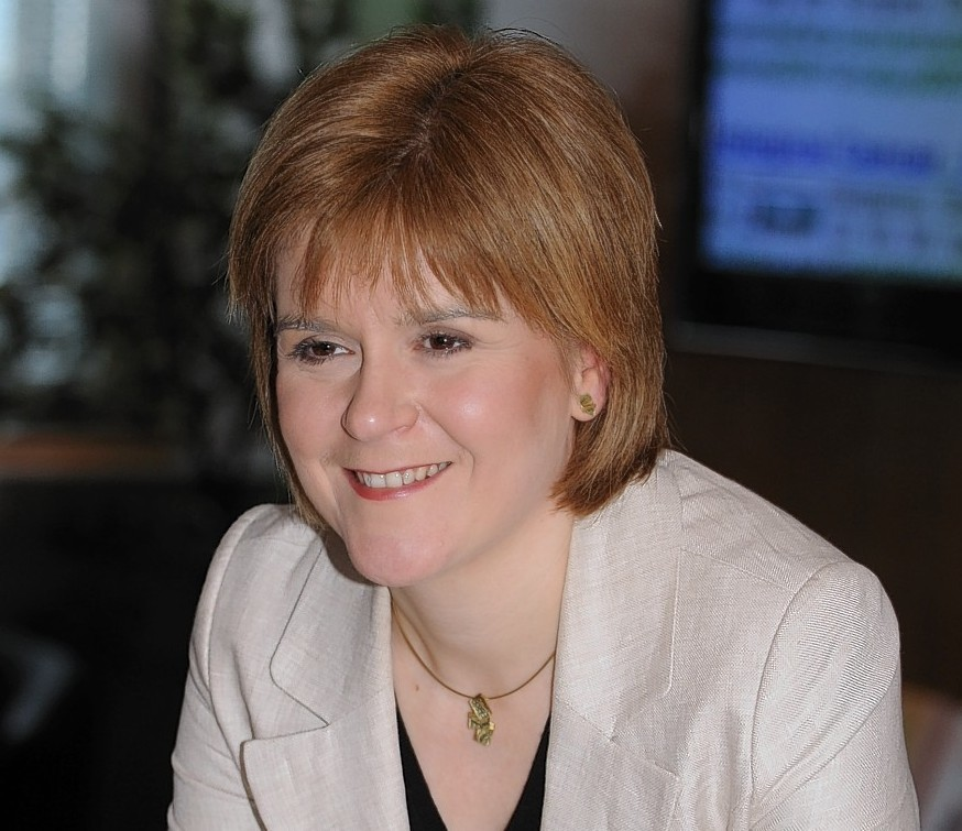 Sturgeon political career started at a young age