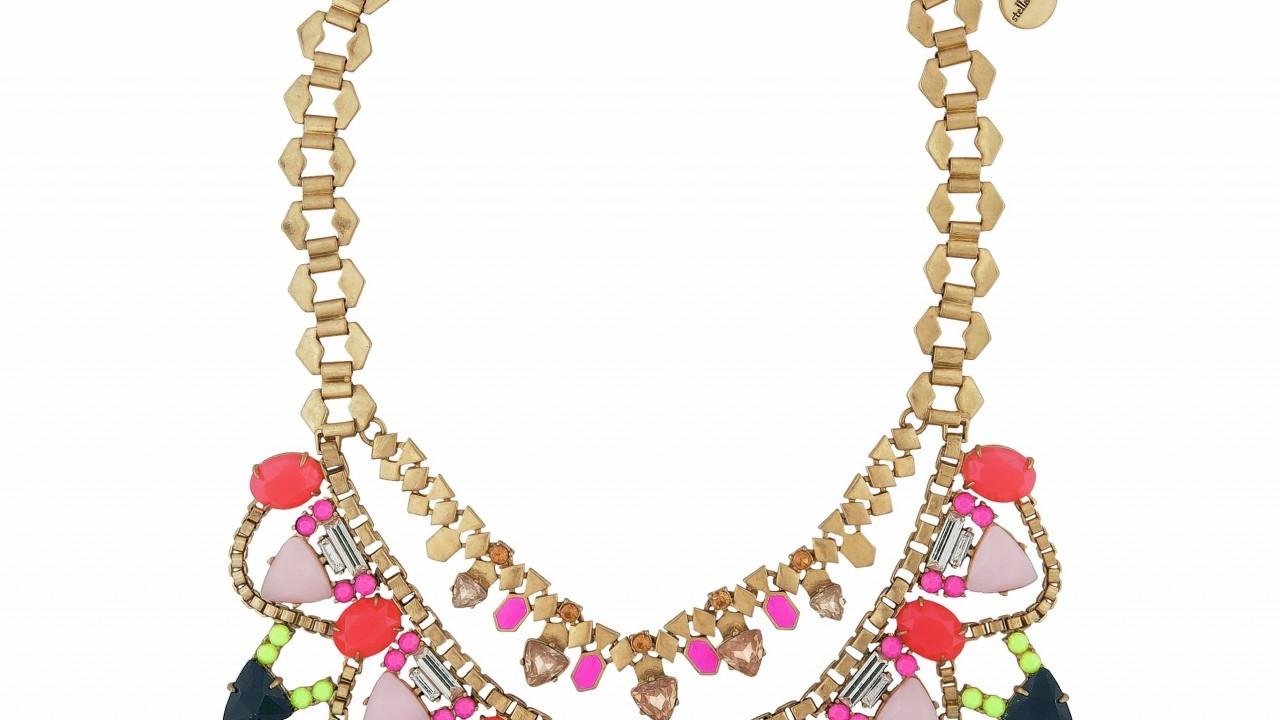 Stella & Dot Fanella statement necklace, £145