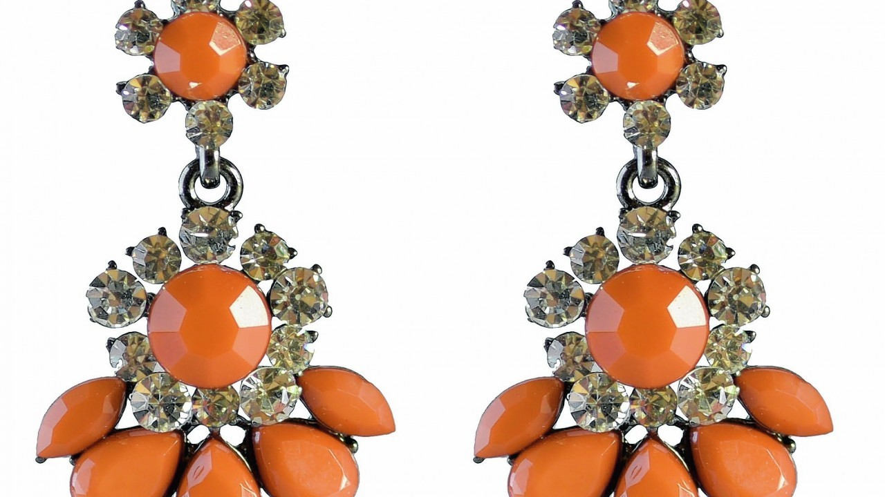Selection Six Rangoli drop earrings, £9.99