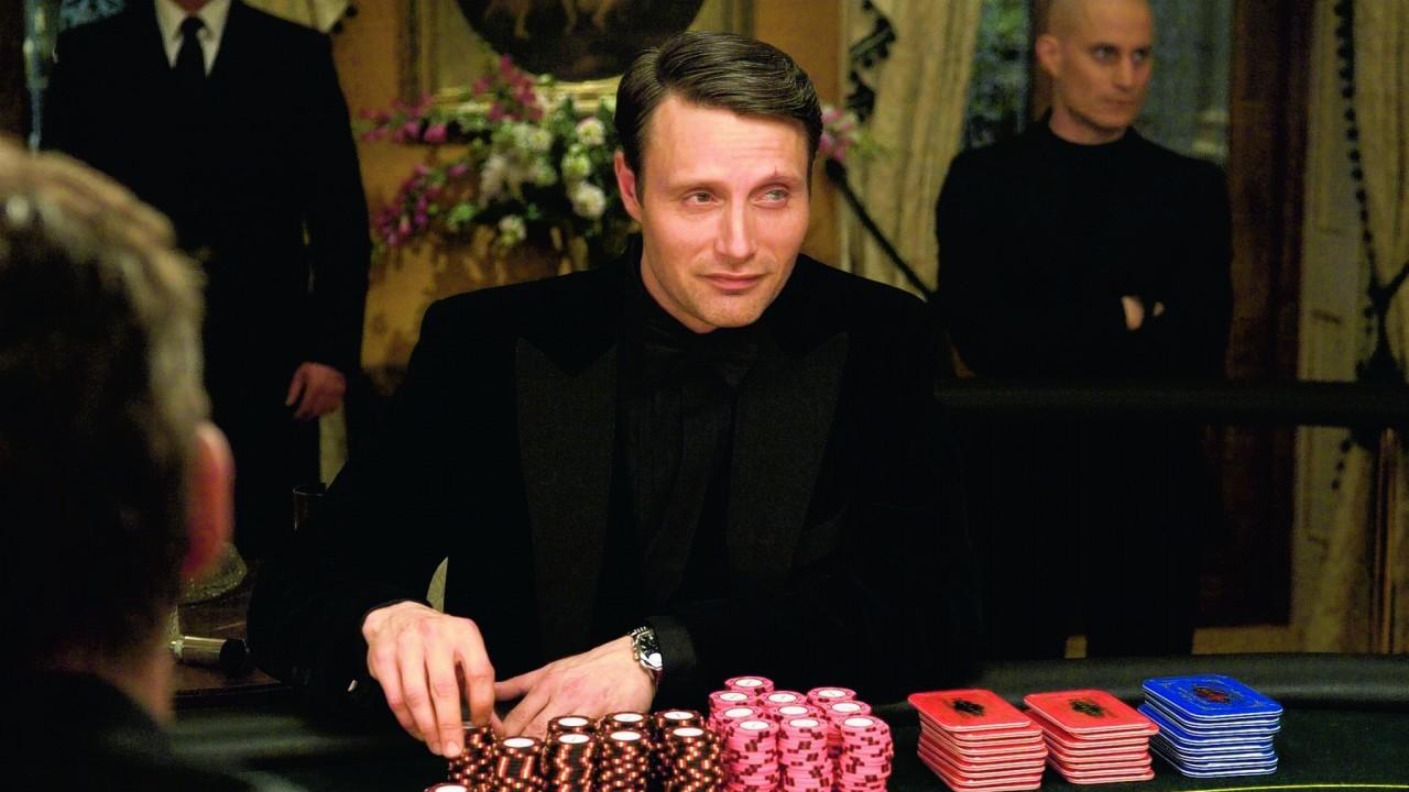 Mads Mikkelsen as Le Chiffre