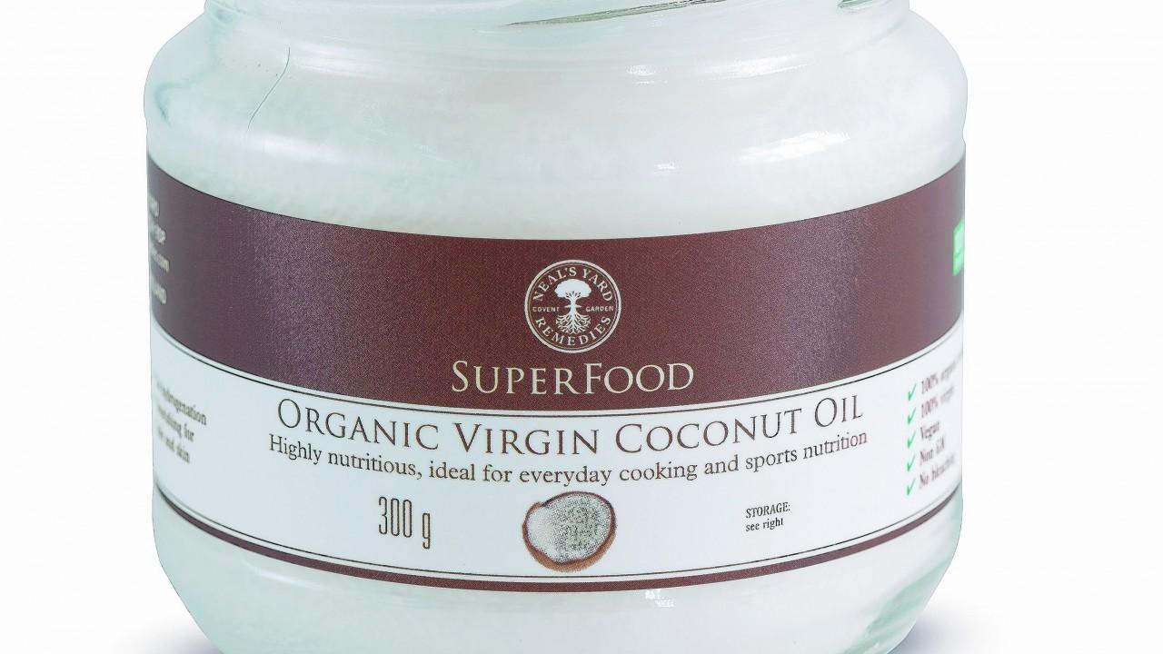 Neal's Yard Remedies Superfood Organic Virgin Coconut Oil