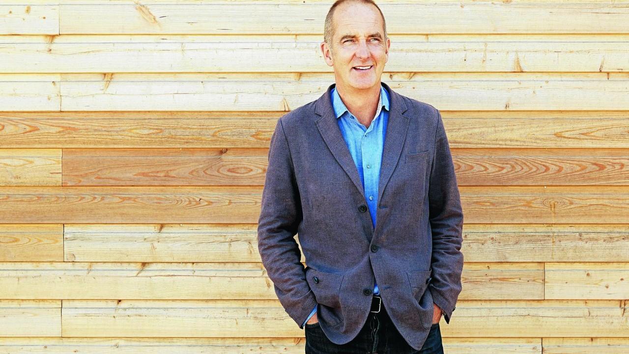 Grand Designs presenter Kevin McCloud