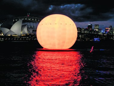 MADAMA BUTTERFLY ON SYDNEY HARBOUR BY OPERA AUSTRALIA, SYDNEY, AUSTRALIA