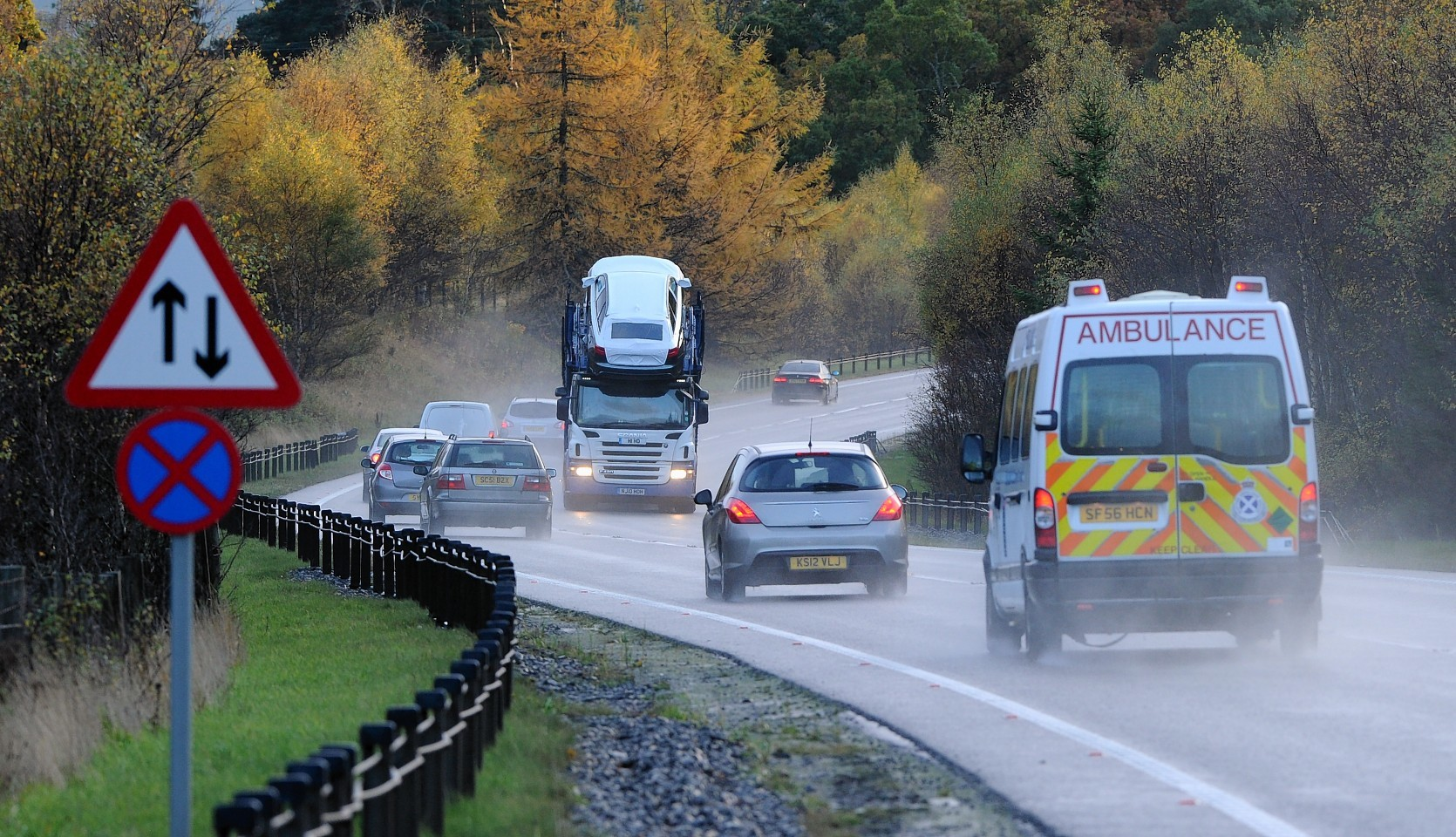 New technology could be set to improve tourism and connectivity on the A9