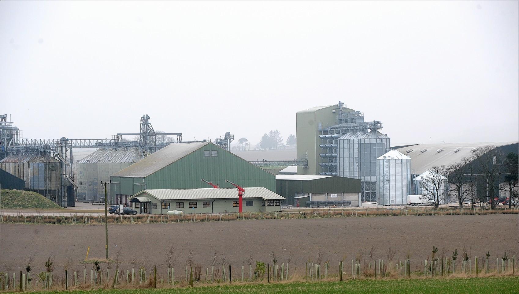 Aberdeen Grain's marketing operations are overseen