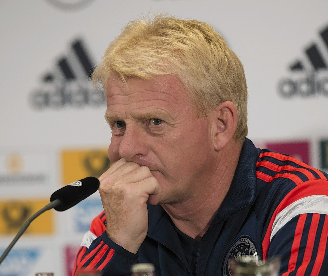 It's time to help Scotland manager Gordon Strachan pick his starting 11
