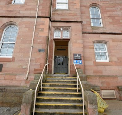 Inverness Sheriff Court