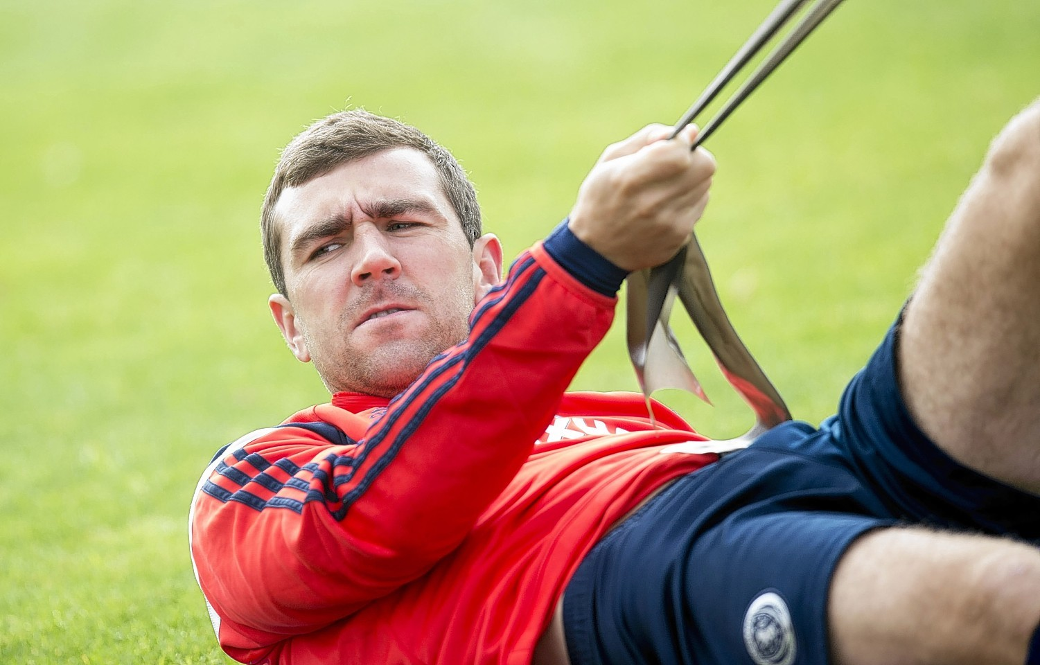 James McArthur who turned 27 yesterday