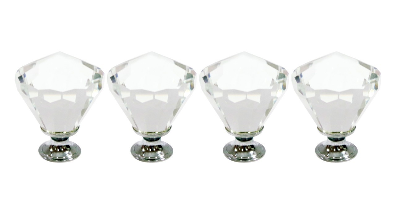 Jazz Age Collection Set of 4 Drawer Knobs £7.99