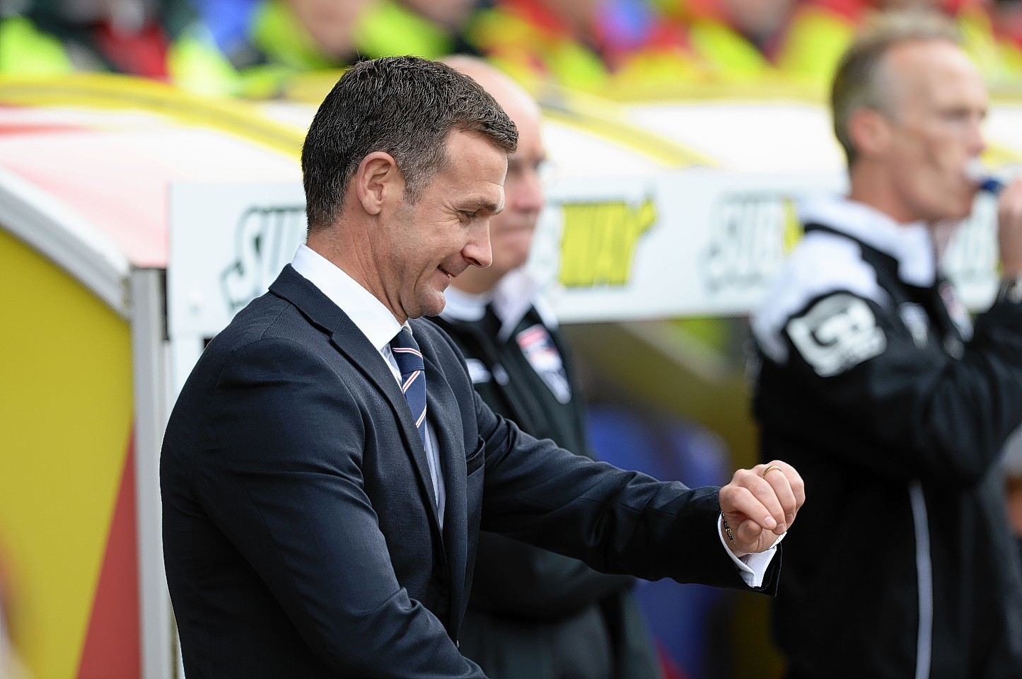 Jim McIntyre knows his new signings have no time to settle in and must perform immediately