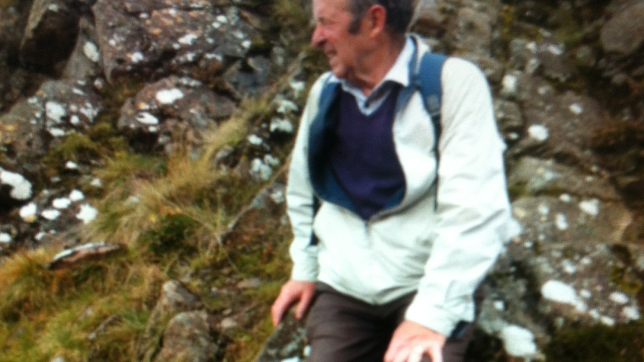 Jim Tough has been found in Skye