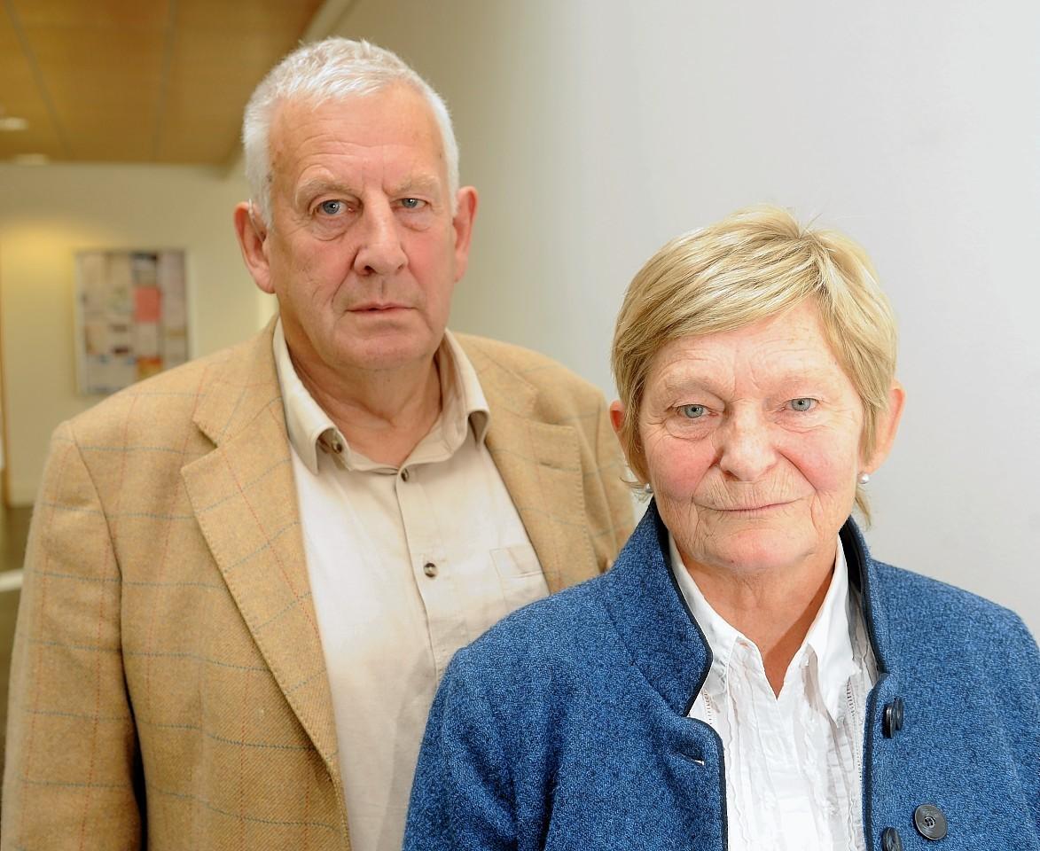 John and Deirdre Mackintosh
