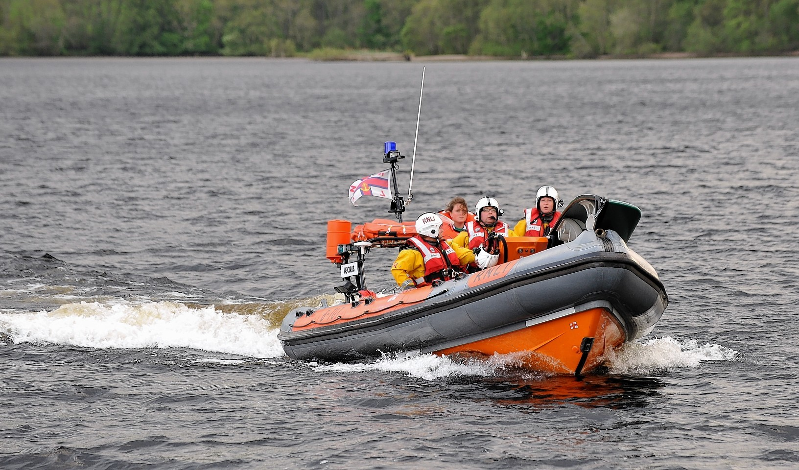 Loch Ness Lifeboat