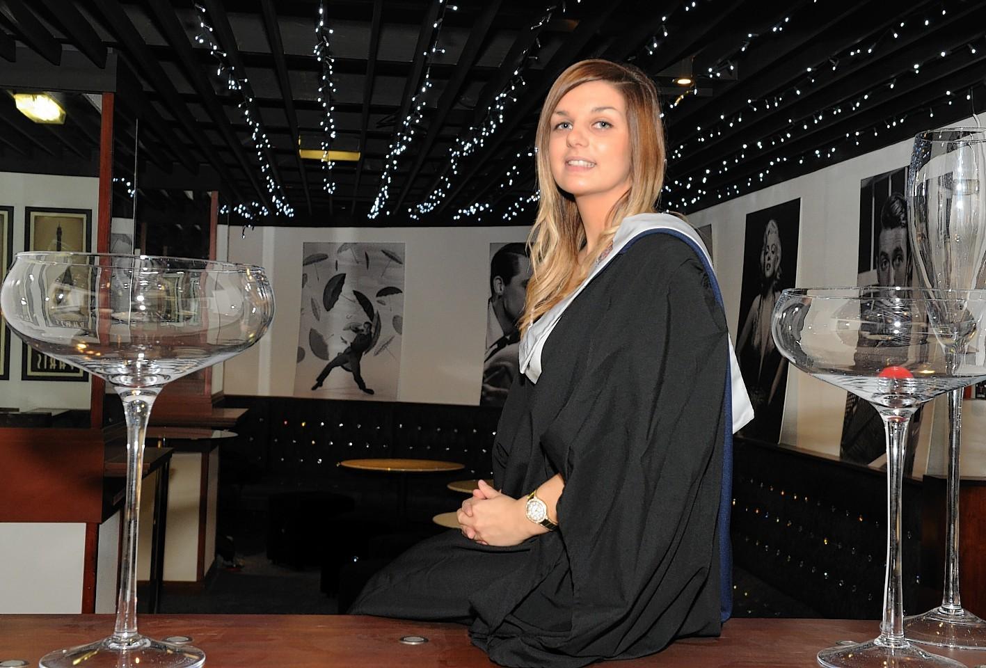 NESCol graduate Chloe Smith