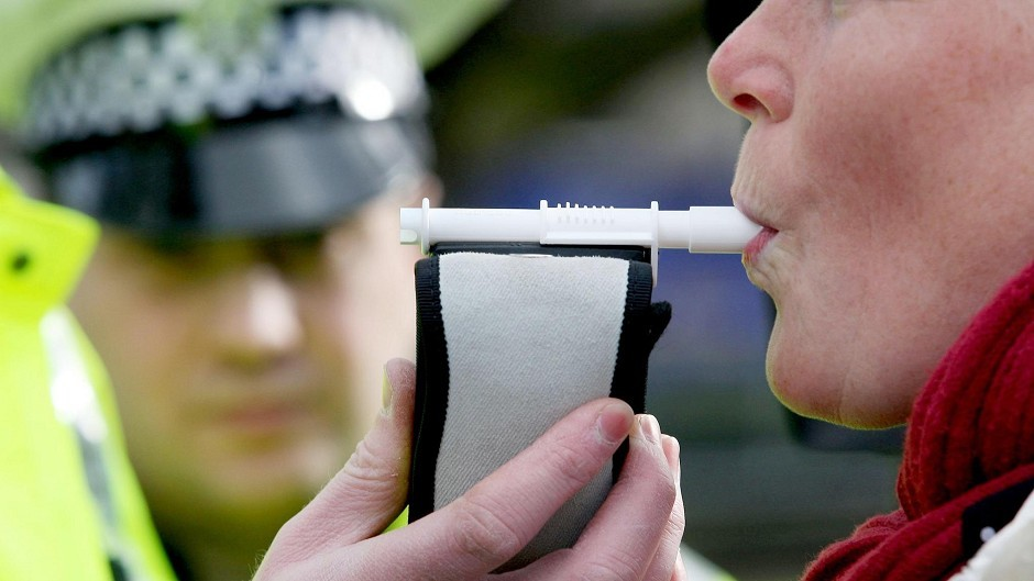 The drink-drive limit in Scotland is to be reduced in time for Christmas