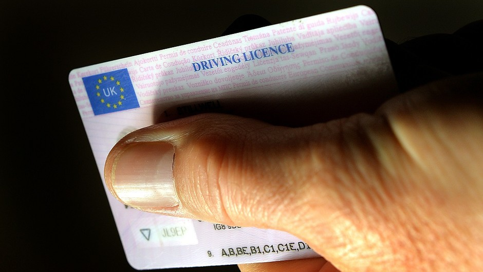 motorists across the north and north-east have more than 12 points on their licence - and are still on the roads.