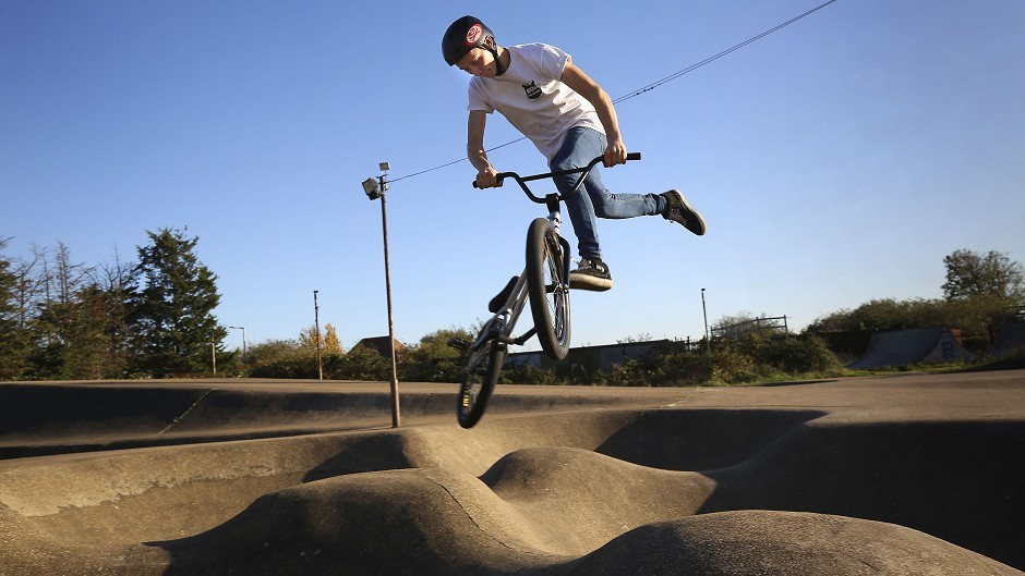 The team hope to open a skatepark in Lossiemouth