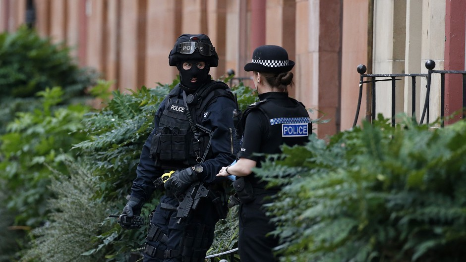 """Report on armed policing showed """"systematic failure"""" at the top."""