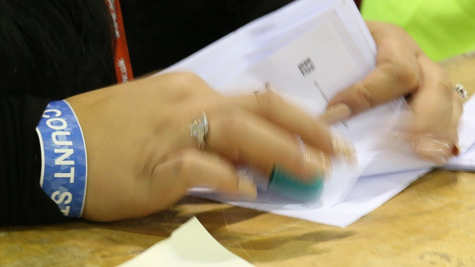 Nearly 1,700 postal votes have been issued