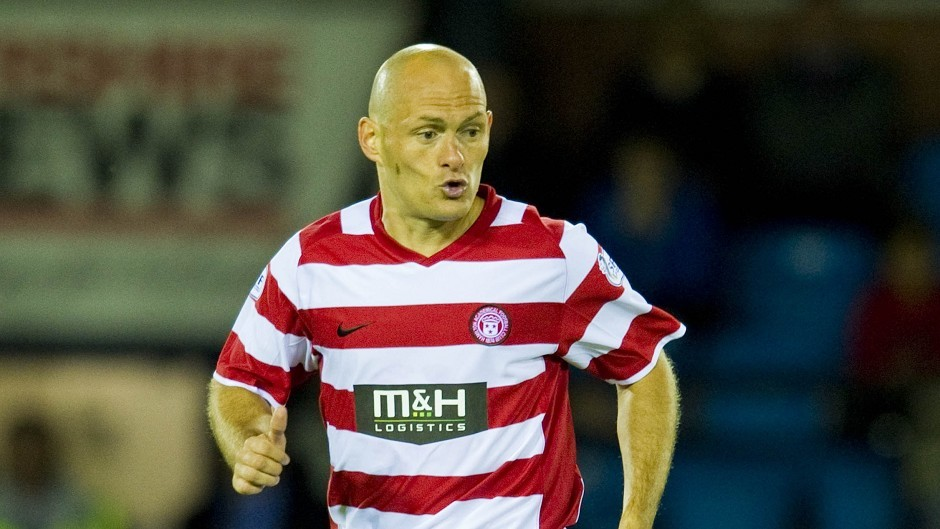 Hamilton player-manager Alex Neil is looking for a second win over Aberdeen this month