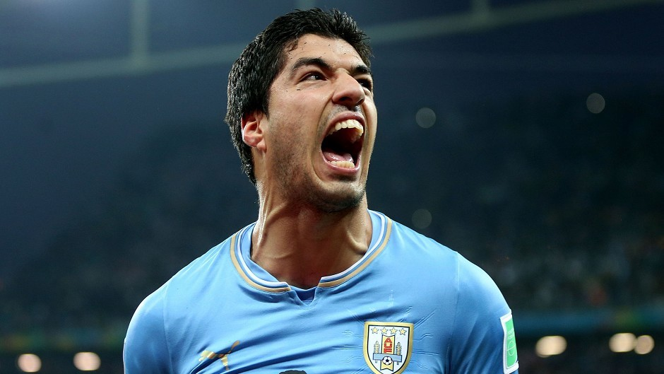 Could Luis Suarez be packing his toothbrush and his bags and heading back to England earlier than planned?