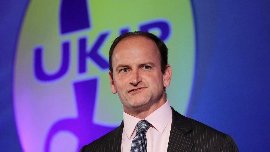 Douglas Carswell is Ukip's first elected MP