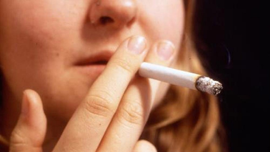 An Aberdeen University study has shown the extent of the pollution caused by smoking