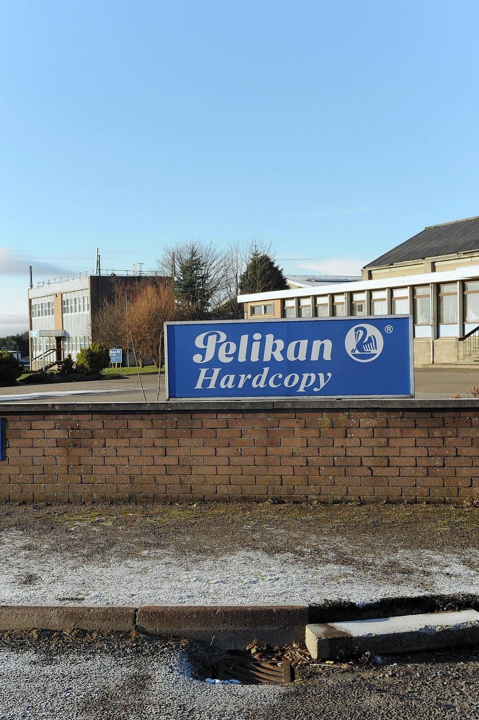 Pelikan factory