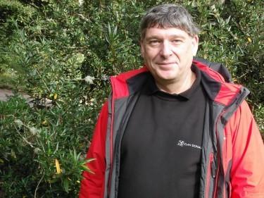 Clan Donald Lands Trust General Manager Stephen McKeown