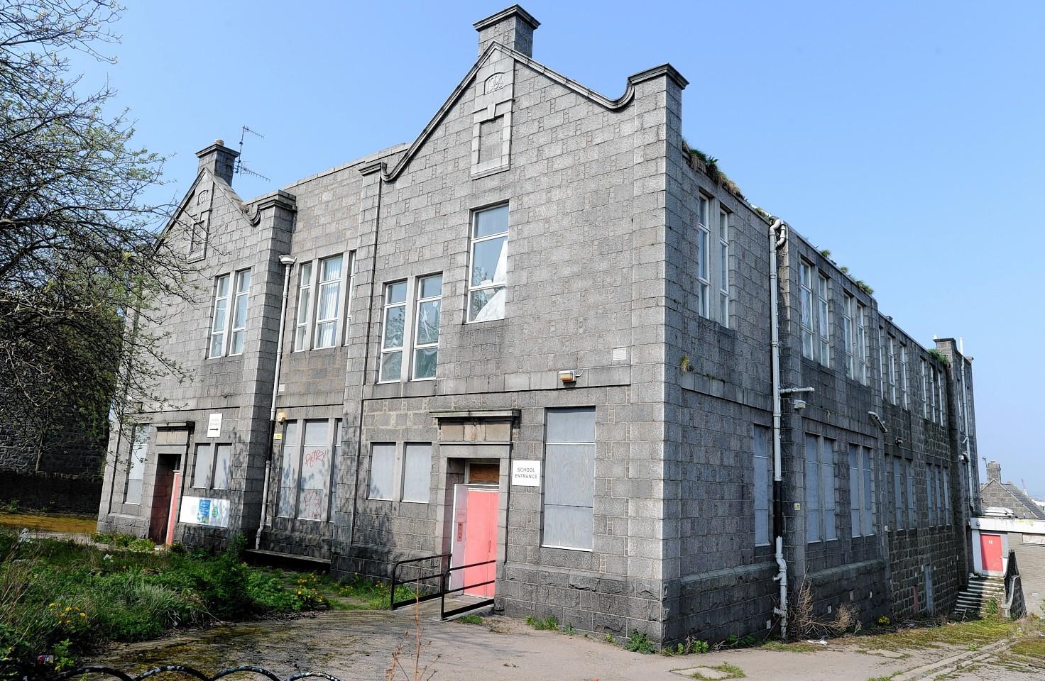 Torry's Victoria Road School