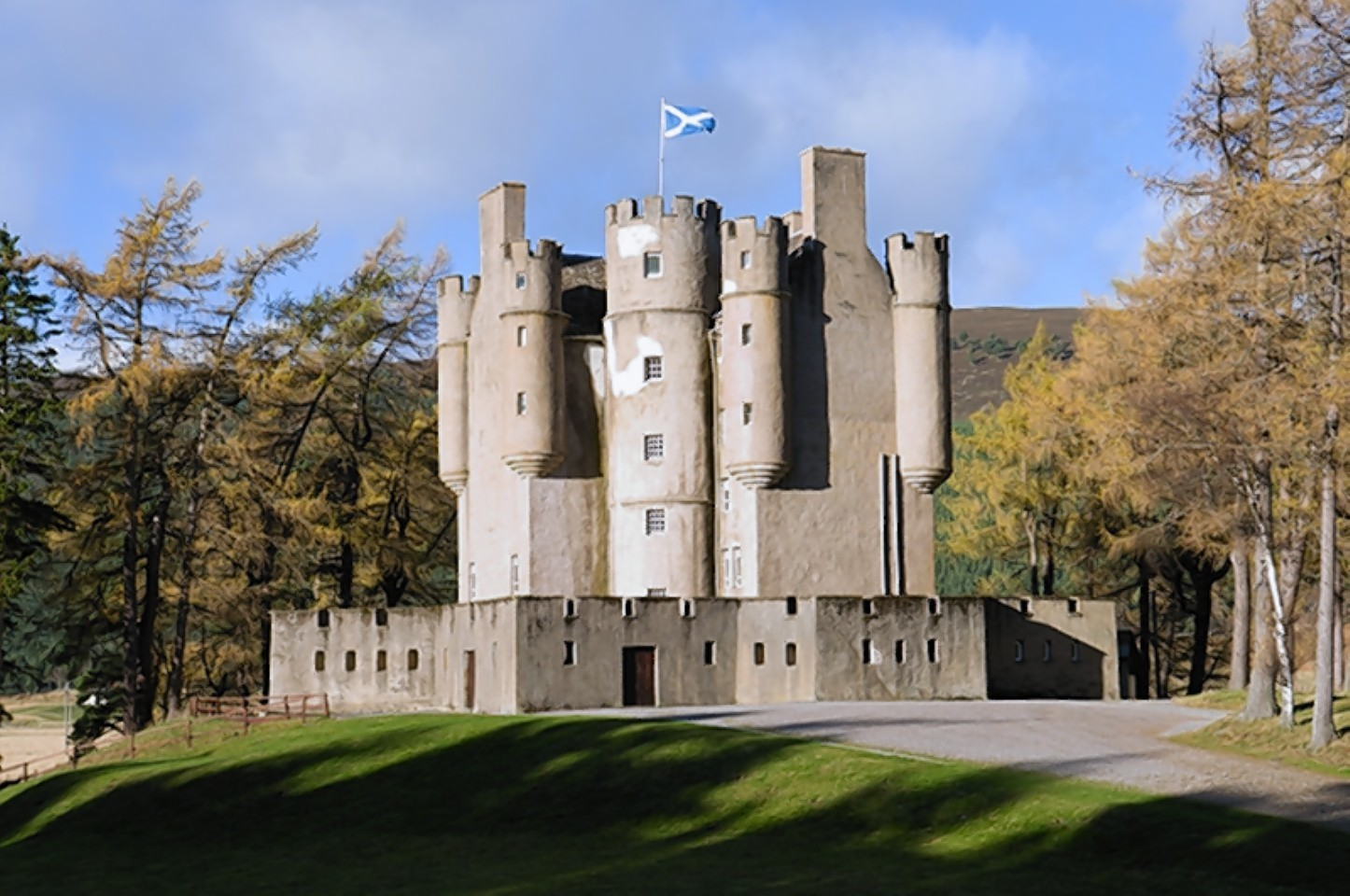 Braemar Castle will be one of the buildings on display at this year's Doors Open Day event.
