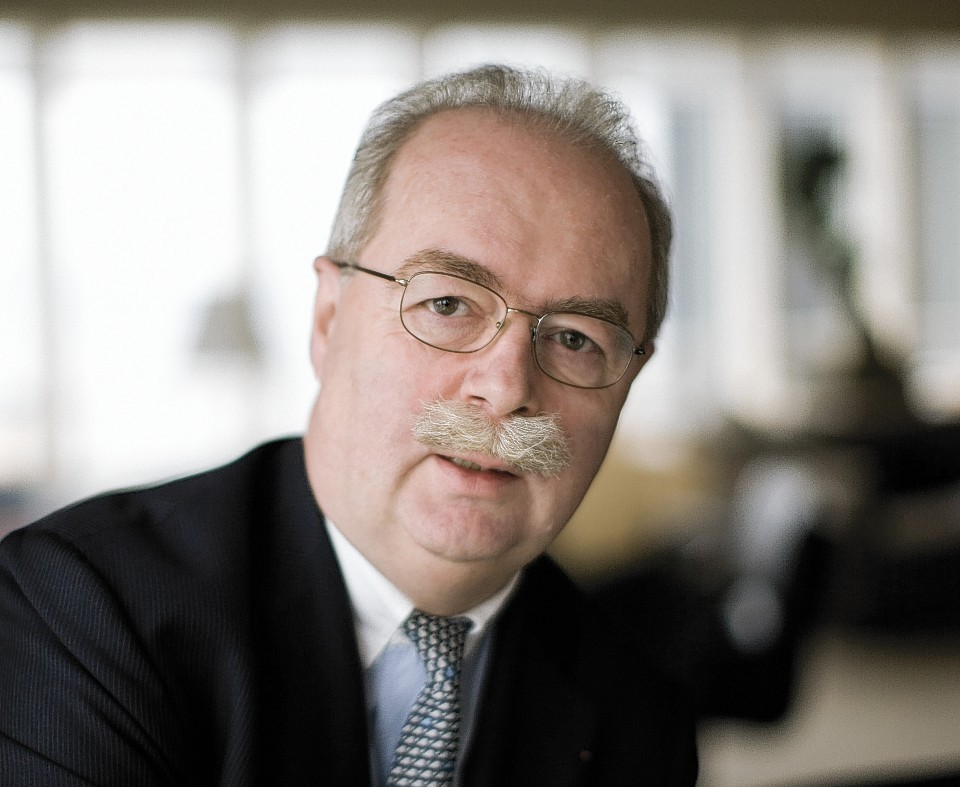 Total CEO Christophe de Margerie died in a private plane crash at a Moscow airport