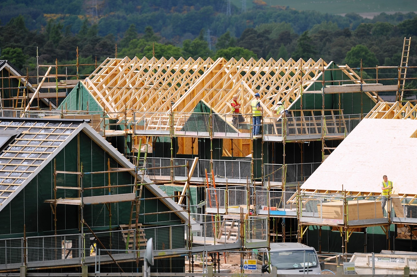 BDO fears building projects will be hit