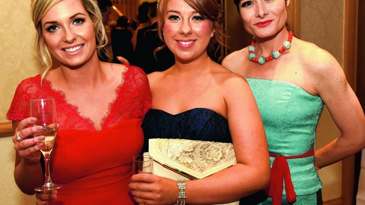 Lisa Smith, Leanne Duncan and Lisa Pritchard.