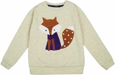 Fox jumper from George  at Asda