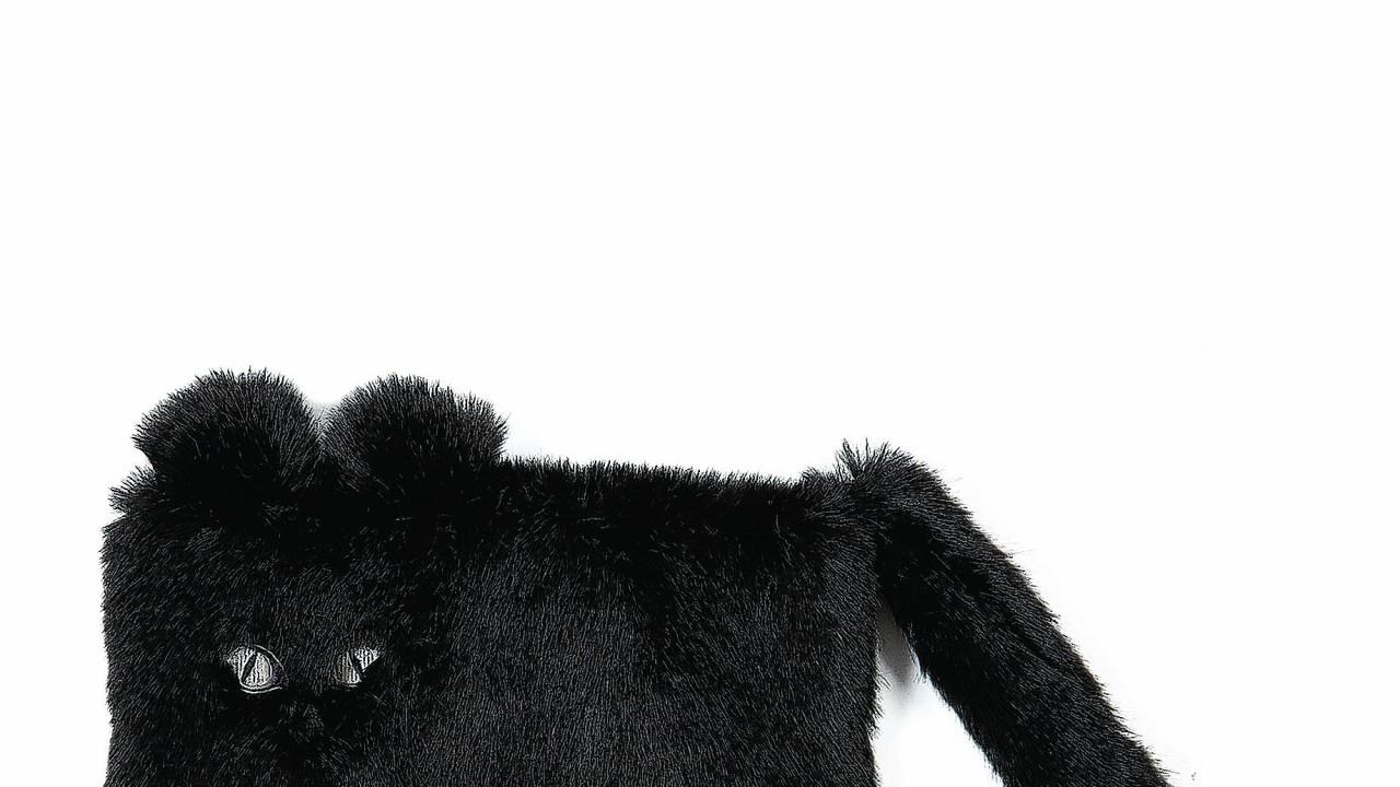 Cat clutch, £19.99, New Look