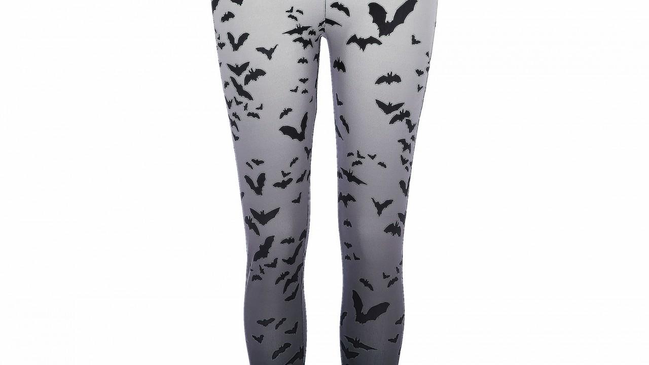 Printed leggings, £25, River Island