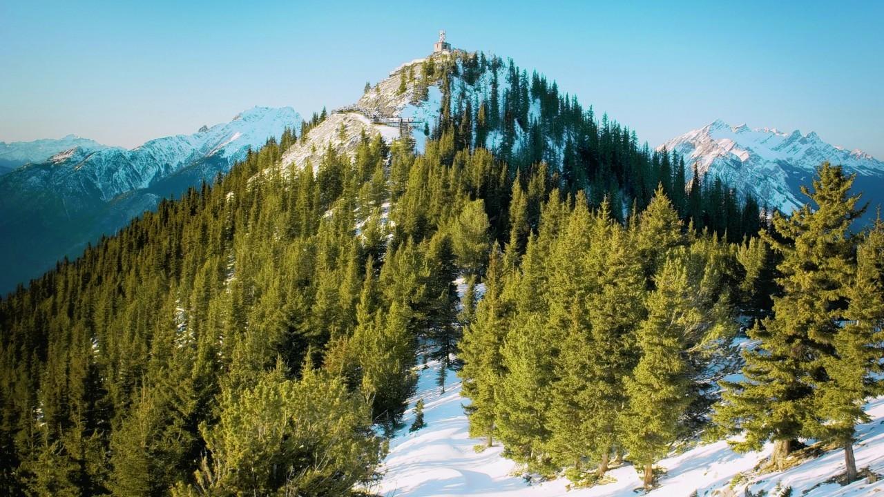Rocky Mountains, Banff