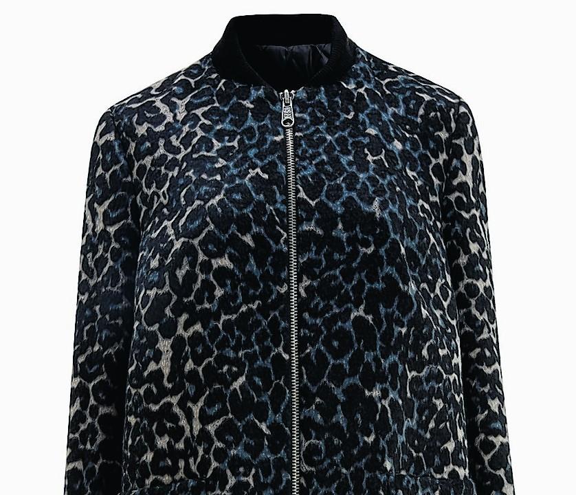 Tu at Sainsbury's leopard print coat, £40