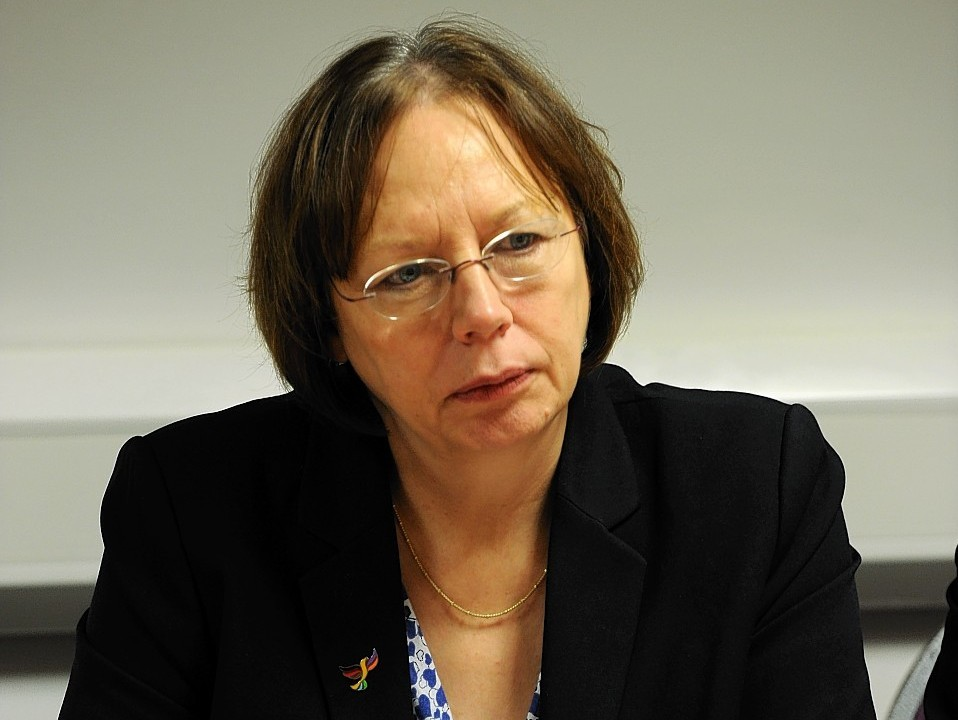 Liberal Demorat MSP Alison McInnes.