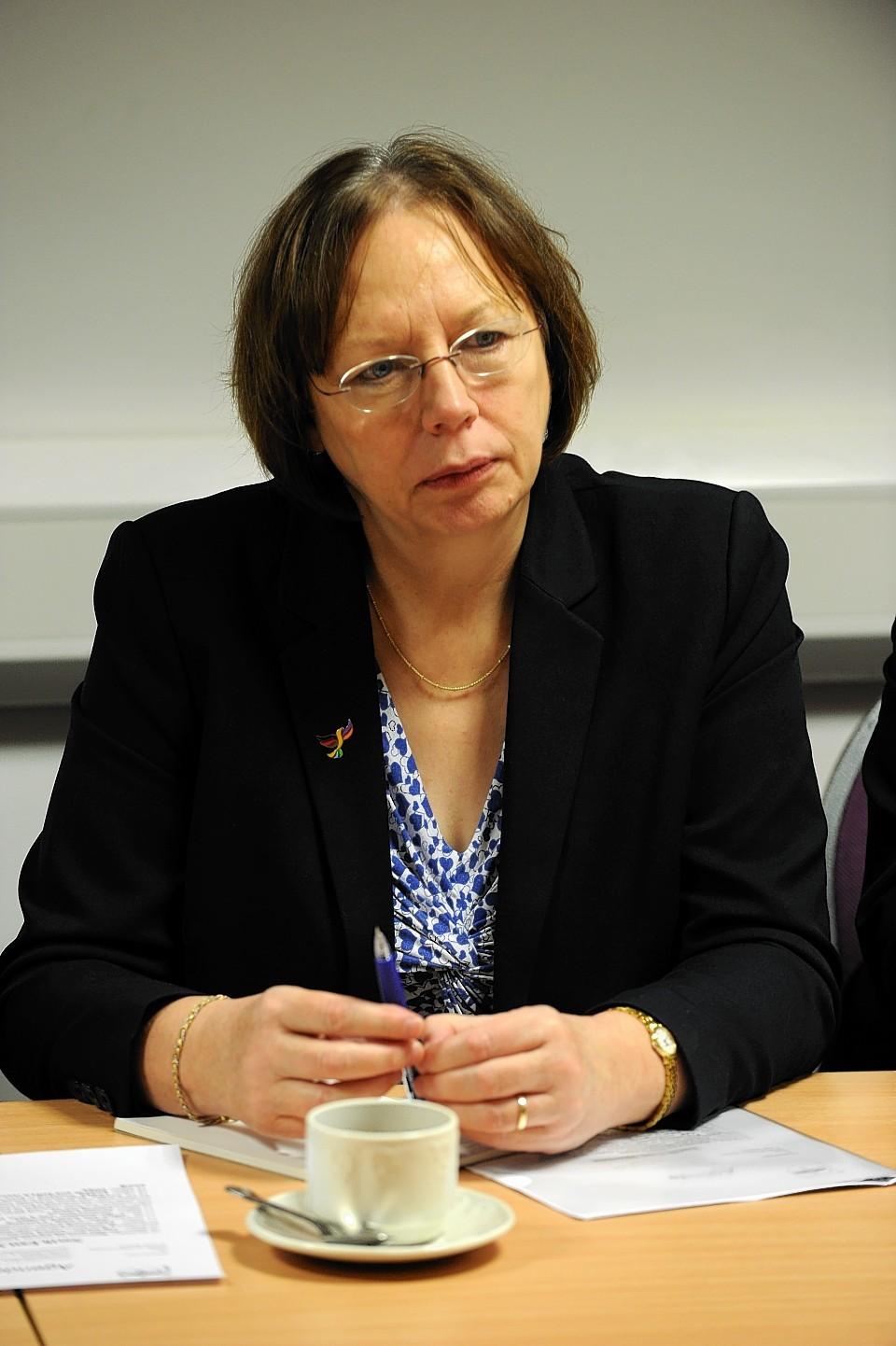 Alison McInnes MSP