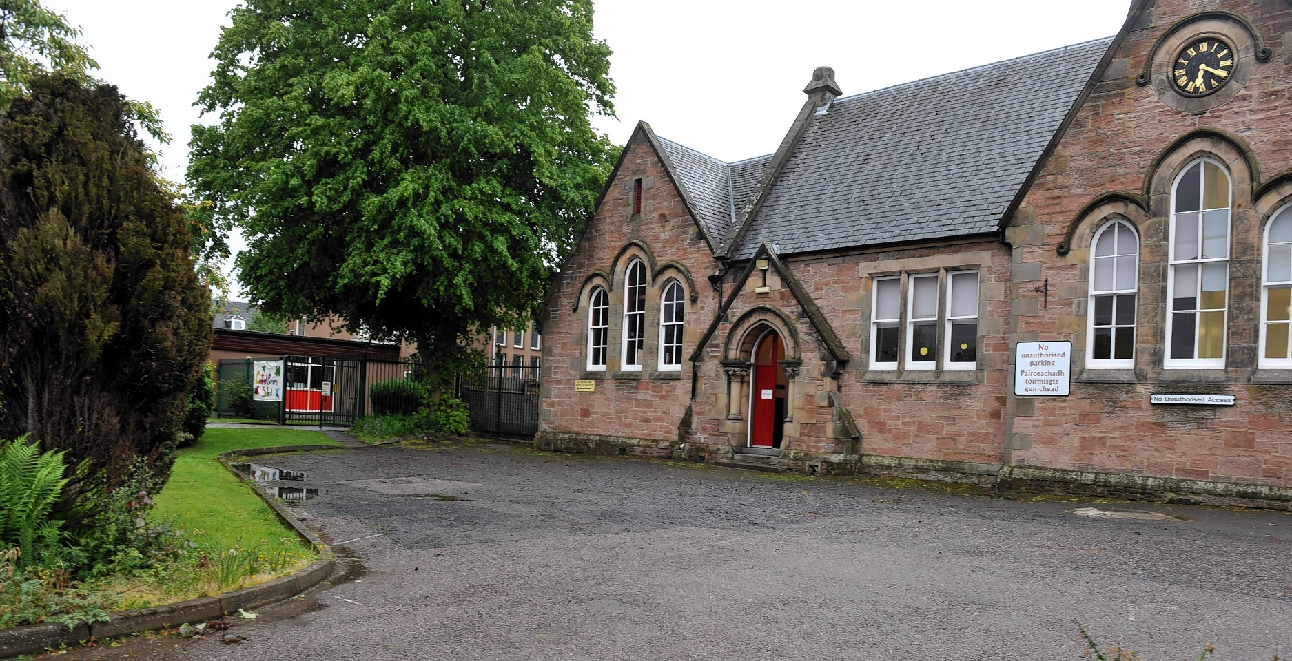 Central Primary School, Inverness
