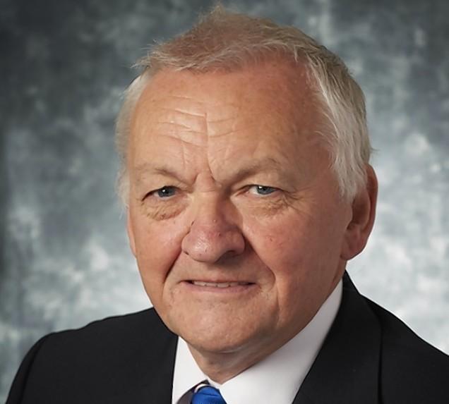 Highland education chairman Drew Millar.