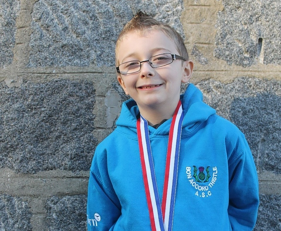 Finlay Bews says he wants to do all he can to help others.