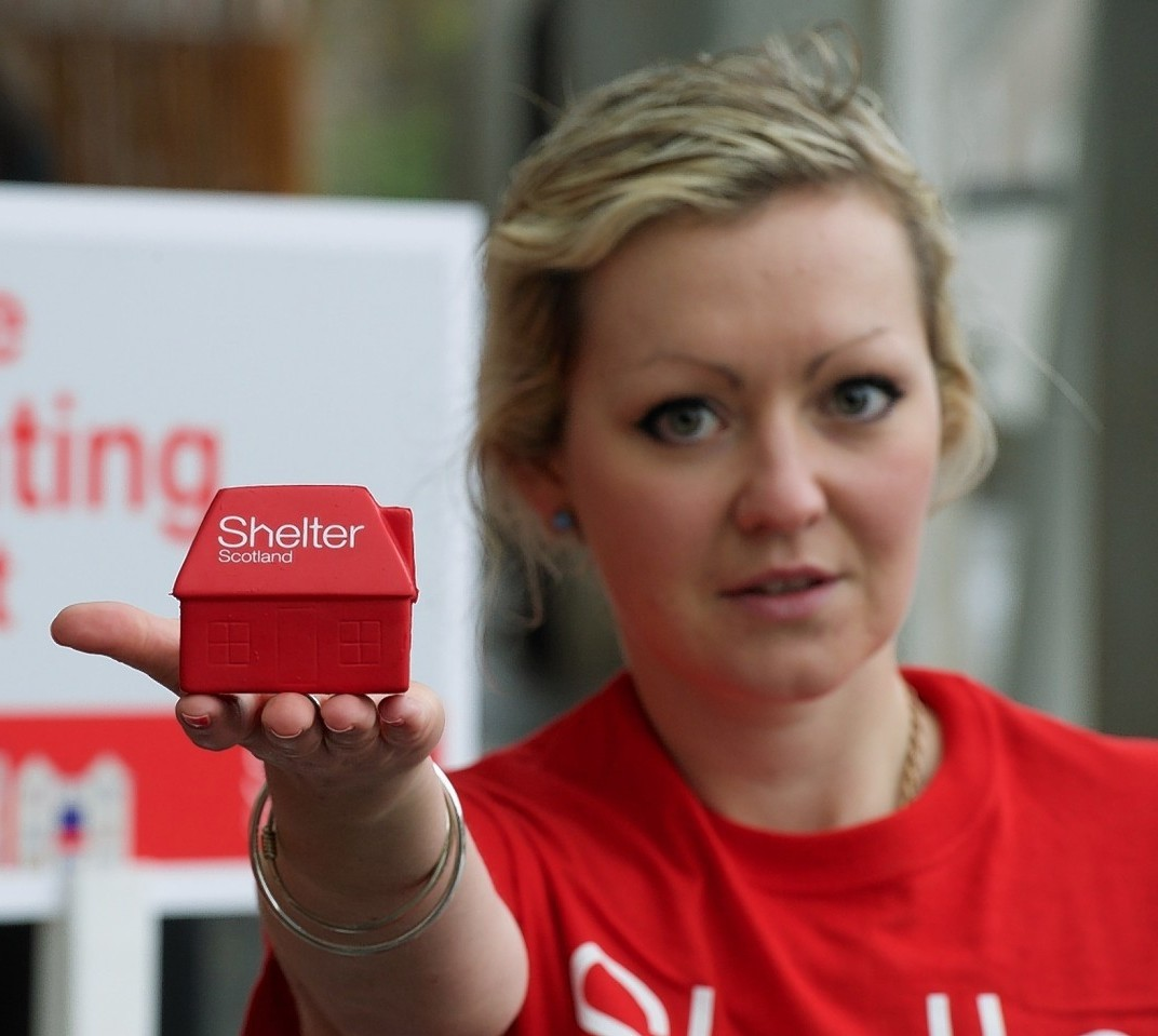 Shelter's Fiona King has played a crucial role in the campaign
