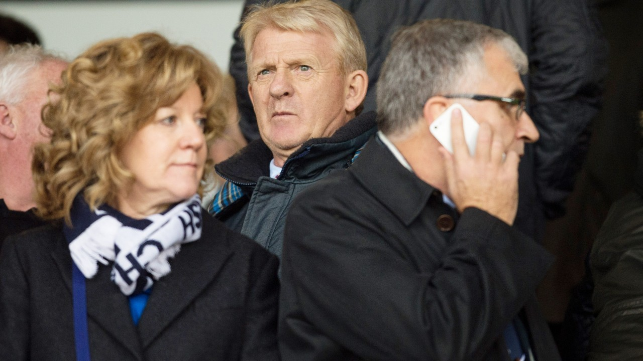 Looking around the stands at Dens Park it is hard to tell - is this a Scottish Cup tie or a convention for Scotland's finest ever managers?