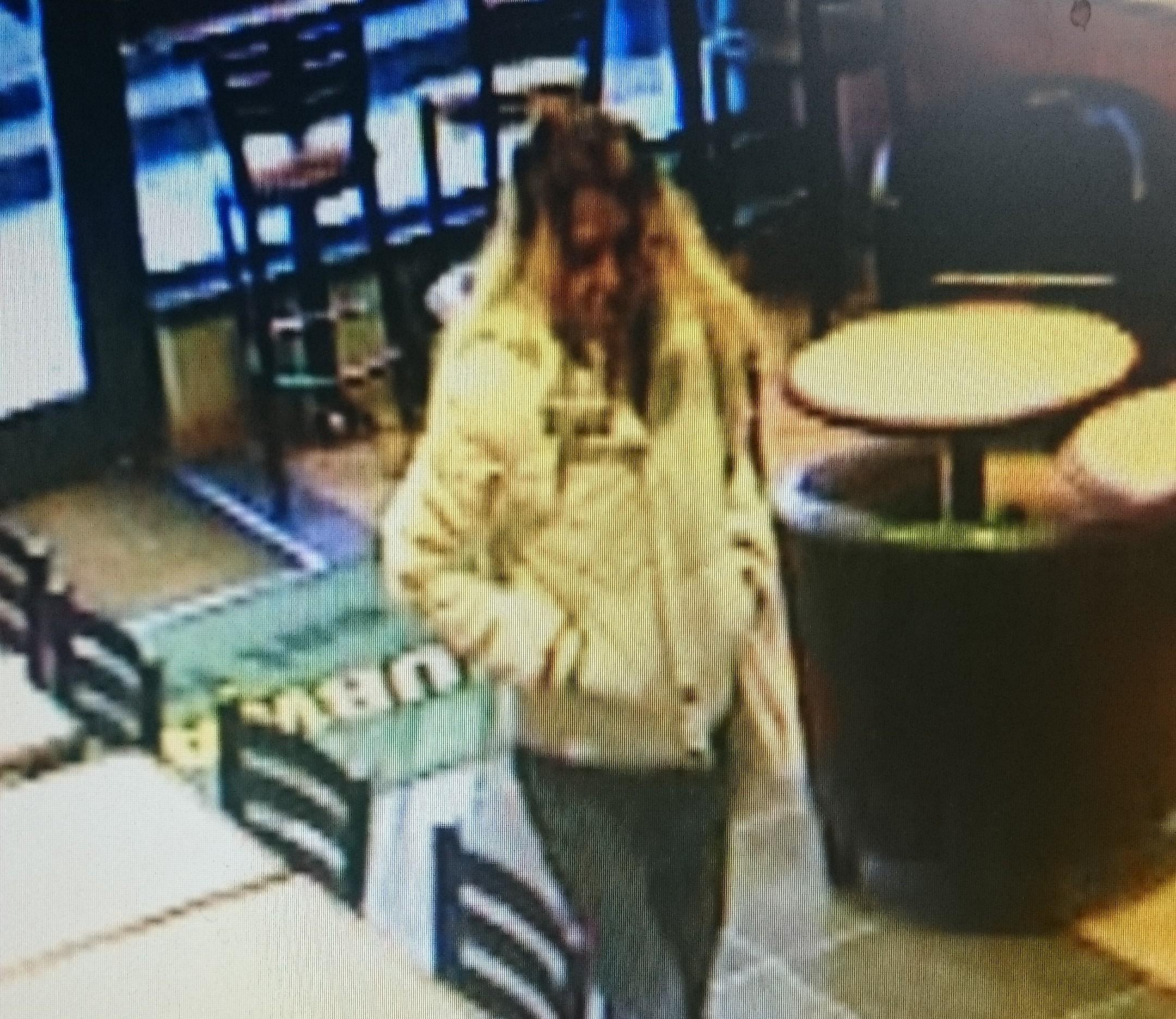 Ms McRae was last seen in the Subway sandwich shop on Montrose High Street